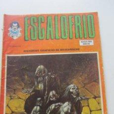 Cómics: ESCALOFRIO Nº 45. EL REGRESADO HELLSTROM TERROR DIFICIL VERTICE E2. Lote 210322603