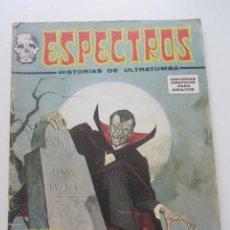 Cómics: ESPECTROS Nº 31. 1974. 25 PTS. LA TUMBA DE DRACULA BLADE TERROR VERTICE E2. Lote 210323491