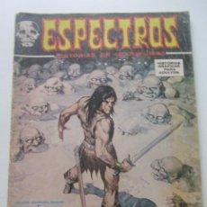 Cómics: ESPECTROS Nº 32. 1974. 25 PTS. LA TUMBA DE DRACULA BLADE TERROR VERTICE E2. Lote 210323683