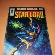 Cómics: RELATOS SALVAJES. STAR-LORD. WINDHOLME. VERTICE. MUNDI COMICS V.1 Nº 50. Lote 210324063