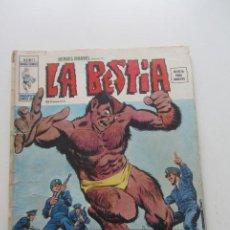 Cómics: HÉROES MARVEL VOL. 2 Nº 12 LA BESTIA. 50 PTS. 1975. VERTICE E2. Lote 210324665