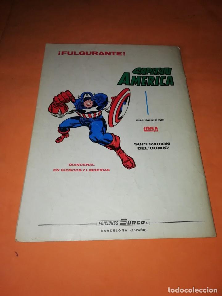 Cómics: JUDO-KARATE-KUNG-FU. GUERREROS DEL AMANECER DORADO. SURCO. LINEA 83 Nº 2 - Foto 2 - 210326701