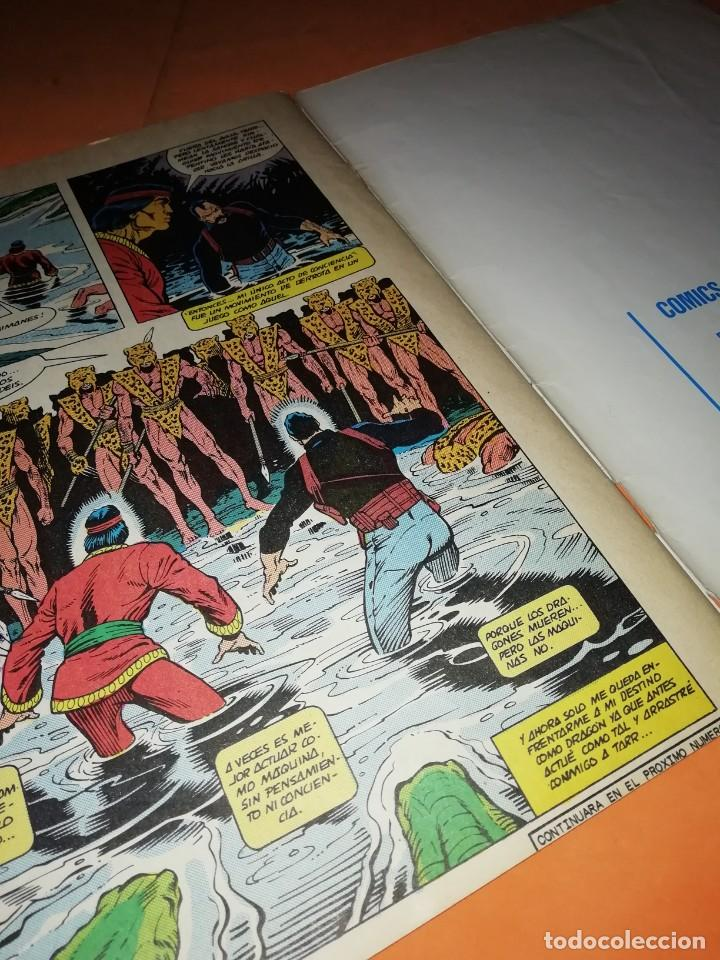 Cómics: JUDO-KARATE-KUNG-FU. GUERREROS DEL AMANECER DORADO. SURCO. LINEA 83 Nº 2 - Foto 4 - 210326701