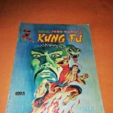 Cómics: JUDO-KARATE-KUNG-FU. GUERREROS DEL AMANECER DORADO. SURCO. LINEA 83 Nº 2. Lote 210326701