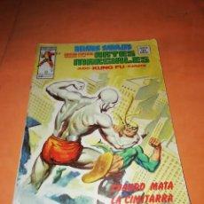 Cómics: RELATOS SALVAJES. ARTES MARCIALES. CUANDO MATA LA CIMITARRA. VERTICE MUNDI-COMICS Nº 22. Lote 210327567