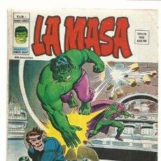 Cómics: LA MASA VOL. 3 NÚMERO 4, 1976, VERTICE, USADO. COLECCIÓN A.T.. Lote 210331466