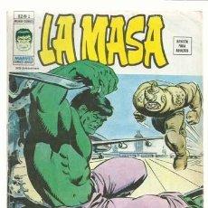 Cómics: LA MASA VOL. 3 NÚMERO 2, 1975, VERTICE. COLECCIÓN A.T.. Lote 210331845