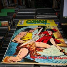 Cómics: COMIC VERTICE 1977 CONAN EL BARBARO VOL2 Nº 21 BUEN ESTADO. Lote 210335318