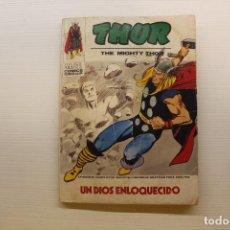 Cómics: VERTICE THOR UN DIOS ENLOQUECIDO, 1972. Lote 210366040