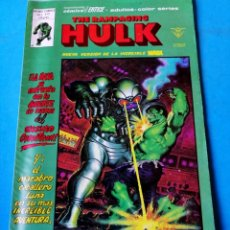Cómics: THE RAMPAGING HULK. VOL. 1 Nº 12. VERTICE. Lote 210385872
