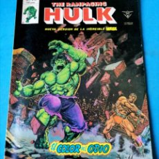 Cómics: THE RAMPAGING HULK VOL. 1 Nº 13 - VERTICE. Lote 210386060