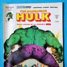 Cómics: THE RAMPAGING HULK VOL. 1 Nº 14 VERTICE. Lote 210386282