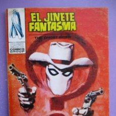 Cómics: EL JINETE FANTASMA Nº 3 VERTICE TACO ¡¡¡MUY BUEN ESTADO!!!. Lote 210408027