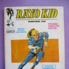 Cómics: RAYO KID Nº 7 VERTICE TACO ¡¡¡ BUEN ESTADO!!!. Lote 210408708