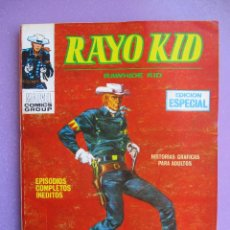 Cómics: RAYO KID Nº 12 VERTICE TACO ¡¡¡ BUEN ESTADO!!!. Lote 210408875