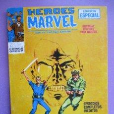 Cómics: HEROES MARVEL Nº 4 VERTICE TACO ¡¡¡ MUY BUEN ESTADO!!!. Lote 210411590