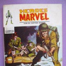 Cómics: HEROES MARVEL Nº 12 VERTICE TACO ¡¡¡ BUEN ESTADO!!!. Lote 210412746