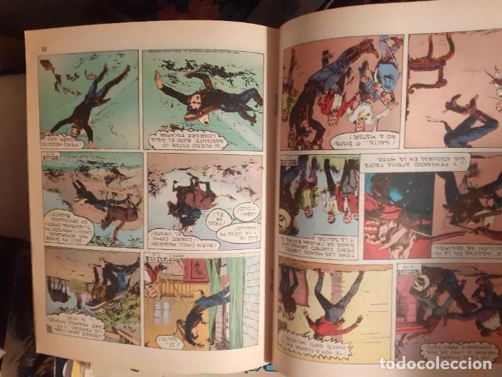 Cómics: CISCO KID-REVELACIÓN DEL WESTERN- Nº 4 - DILIGENCIA EN PELIGRO-1980-BUENO-DIFICIL-LEAN-3793 - Foto 5 - 210417496