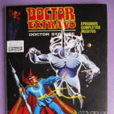 Cómics: DOCTOR EXTRAÑO Nº 9 VERTICE TACO ¡¡¡ IMPECABLE ESTADO !!!. Lote 210418905