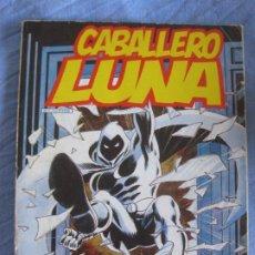 Cómics: CABALLERO LUNA. RETAPADO Nº1 CON LOS NUMEROS DEL 1 AL 5. 180 PAGINAS. SURCO 1981.. Lote 210433846