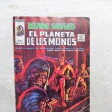 Cómics: RELATOS SALVAJES EL PLANETA DE LOS MONOS V 2 - Nº 2. Lote 210453147