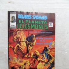 Cómics: RELATOS SALVAJES EL PLANETA DE LOS MONOS V 2 - Nº 3. Lote 210453272