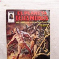 Cómics: RELATOS SALVAJES EL PLANETA DE LOS MONOS Nº 3 EDICION QUINCENAL. Lote 210458706