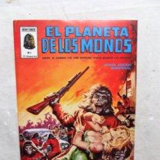 Cómics: RELATOS SALVAJES EL PLANETA DE LOS MONOS Nº 6 EDICION QUINCENAL. Lote 210458792