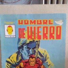 Cómics: EL HOMBRE DE HIERRO 1 LINEA 81. Lote 210519093