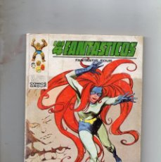 Cómics: COMIC VERTICE 1973 LOS 4 FANTASTICOS VOL1 Nº 47 (NORMAL ESTADO). Lote 210577911