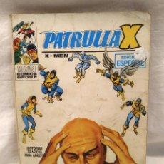 Cómics: PATRULLA X EL ENEMIGO AL ACECHO Nº 7 VERTICE AÑO 1974. Lote 210587180