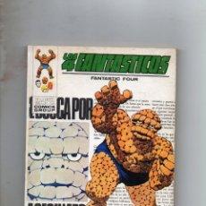 Cómics: COMIC VERTICE 1973 LOS 4 FANTASTICOS VOL1 Nº 46 (MUY BUEN ESTADO). Lote 210661304