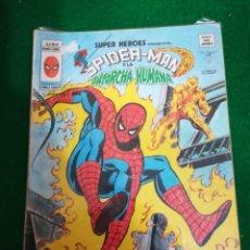 Cómics: EDICIONES VÉRTICE MUNDICOMICS , SUPER HEROES , V2 Nº88 SPIDERMAN Y LA ANTORCHA HUMANA. Lote 210661439