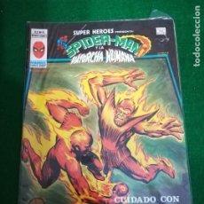 Cómics: EDICIONES VÉRTICE MUNDICOMICS , SUPER HEROES V2- Nº89 SPIDERMAN Y LA ANTORCHA HUMANA. Lote 210661939