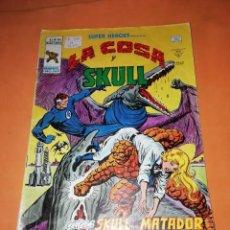 Cómics: SUPER HEROES PRESENTA : LA COSA Y SKULL. VOL 2 Nº 100. VERTICE GRAPA. Lote 210677466