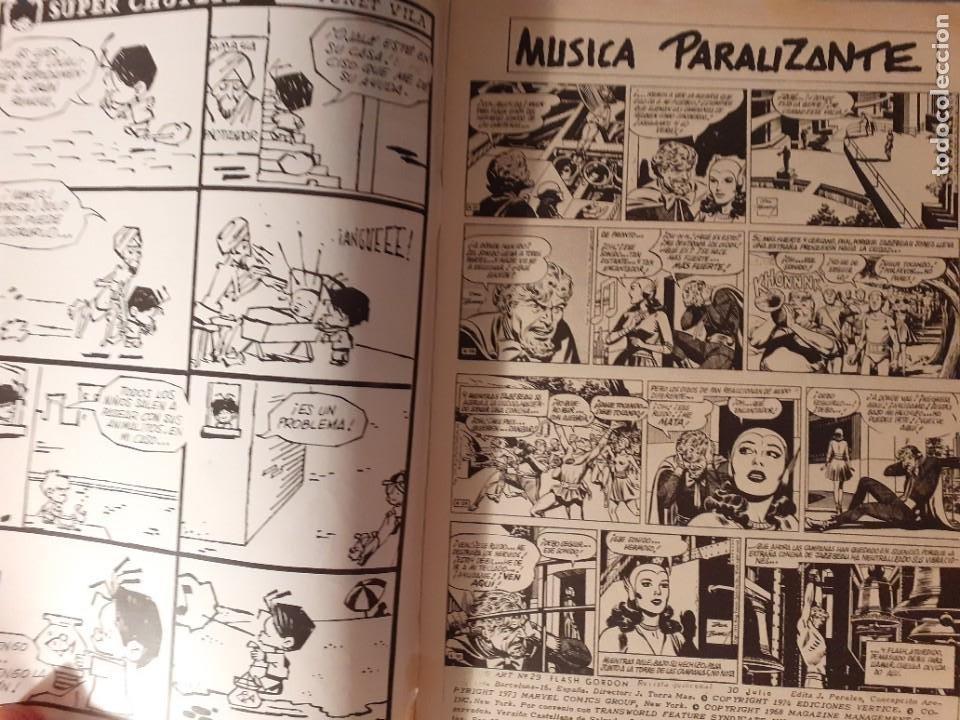 Cómics: FLASH GORDON- V-1-VÉRTICE- Nº 29 - MAGISTRAL DAN BARRY-1977-BUENO-ÚNICO EN TODOCOLECCIÓN-LEAN- 3807 - Foto 4 - 210684356