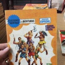 Cómics: VERTICE SELECCIONES VERTICE NUMERO 59 BUEN ESTADO. Lote 210687857