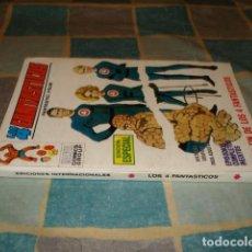 Comics : LOS 4 FANTÁSTICOS 5, 1969, VERTICE, MUY BUEN ESTADO. COLECCIÓN A.T.. Lote 210690427