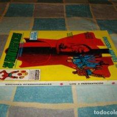 Comics : LOS 4 FANTÁSTICOS 10, 1970, VERTICE, BUEN ESTADO. COLECCIÓN A.T.. Lote 210690591
