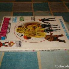 Comics : LOS 4 FANTÁSTICOS 14, 1970, VERTICE, BUEN ESTADO. COLECCIÓN A.T.. Lote 210690835
