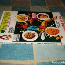 Comics : LOS 4 FANTÁSTICOS 15, 1970, VERTICE, MUY BUEN ESTADO. COLECCIÓN A.T.. Lote 210691022