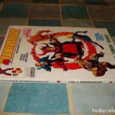 Comics : LOS 4 FANTÁSTICOS 16, 1970, VERTICE, MUY BUEN ESTADO. COLECCIÓN A.T.. Lote 210691190