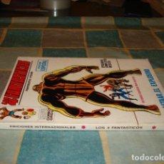 Comics : LOS 4 FANTÁSTICOS 31, 1972, VERTICE, MUY BUEN ESTADO. COLECCIÓN A.T.. Lote 210691354