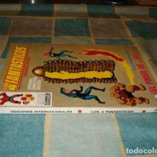 Comics : LOS 4 FANTÁSTICOS 33, 1972, VERTICE, MUY BUEN ESTADO. COLECCIÓN A.T.. Lote 210691517