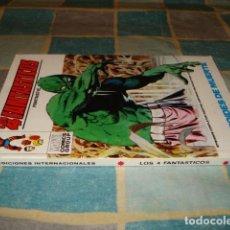 Comics : LOS 4 FANTÁSTICOS 48, 1973, VERTICE, MUY BUEN ESTADO. COLECCIÓN A.T.. Lote 210691652