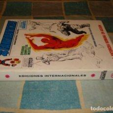 Comics : LOS 4 FANTÁSTICOS, EDICIÓN GIGANTE 2, 1972, VERTICE, MUY BUEN ESTADO. 320 PÁGINAS. COLECCIÓN A.T.. Lote 210692054