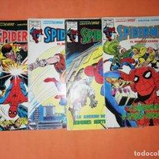 Cómics: SPIDERMAN . VOLUMEN 3 . VERTICE. COLOR. NUMEROS 61,62, 63 A Y 63 I .. Lote 210775954