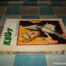 Comics: KELLY OJO MÁGICO 6, 1974, VERTICE, USADO. 255 PÁGINAS. COLECCIÓN A.T.. Lote 210785022