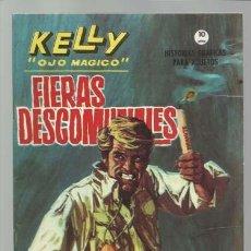 Cómics: KELLY OJO MÁGICO 13, 1965, VERTICE, IMPECABLE. COLECCIÓN A.T.. Lote 210785862
