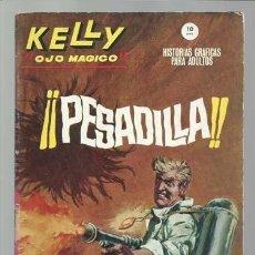 Cómics: KELLY OJO MÁGICO 5, 1965, VERTICE, BUEN ESTADO. COLECCIÓN A.T.. Lote 210786177